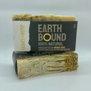 Earth Bound – Honey & Hemp